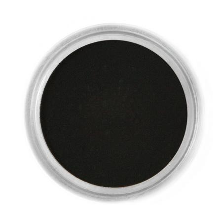 Barwnik spożywczy w proszku Fractal - Black, Czarny (1,5 g)