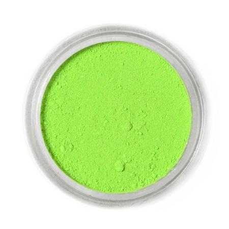 Barwnik spożywczy w proszku Fractal - Citrus Green, Cytrusowy Zielony (1,5 g)