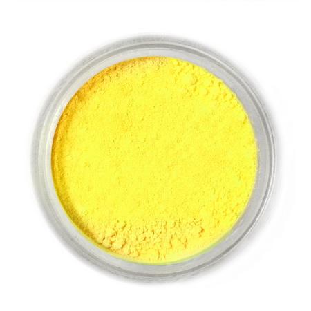 Barwnik spożywczy w proszku Fractal - Lemon Yellow, Cytrynowy Żółty (3 g)
