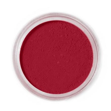 Barwnik spożywczy w proszku Fractal - Burgundy/Burgund (1,5 g)