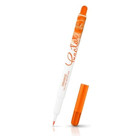 Profesjonalny pisak spożywczy Fractal Calligra Pomarańczowy (1,3 g)