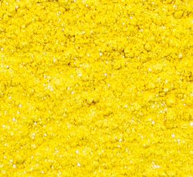 Błyszczący, metaliczny barwnik perłowy w proszku 04 Yellow Tulip - Food Colours