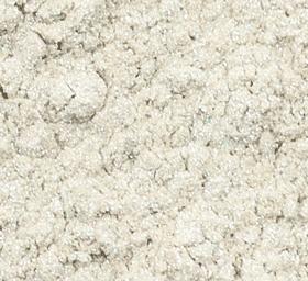 Błyszczący, metaliczny barwnik perłowy w proszku 100 White Silver - Food Colours