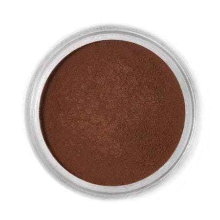 Barwnik spożywczy w proszku Fractal - Dark Chocolate, Ciemna Czekolada (1,5 g)