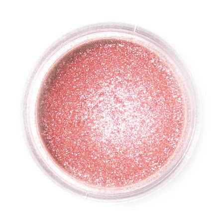 Metaliczny, perłowy barwnik spożywczy w proszku Fractal - Sparkling Rose, Błyszczący Róż (3,5 g)