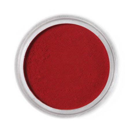 Barwnik spożywczy w proszku Fractal - Rust Red, Rdzawa Czerwień (2 g)