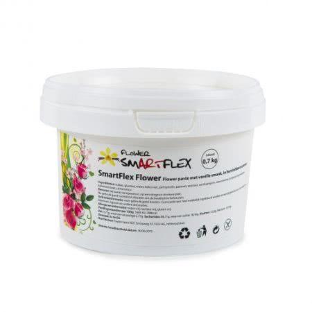 Masa cukrowa do kwiatów Smartflex FLOWER 0,7 kg