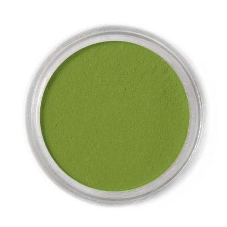 Barwnik spożywczy w proszku Fractal - Moss Green, Zieleń Mchu (1,6 g)