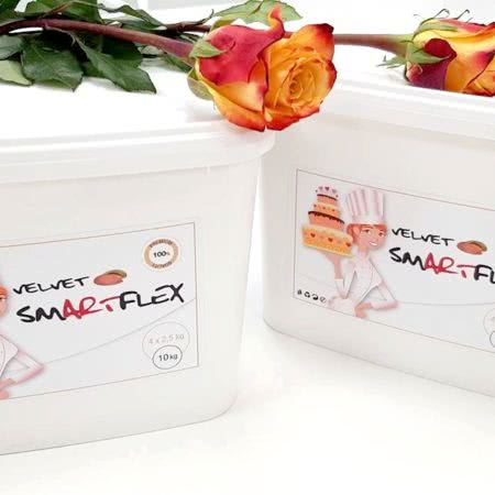 Masa cukrowa Smartflex 10 kg (4x2,5 kg)