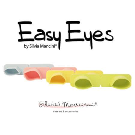 EASY EYES by Silvia Mancini