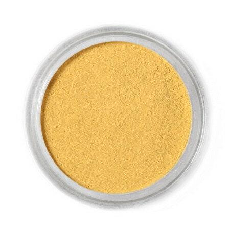 Barwnik spożywczy w proszku Fractal - Mustard Yellow, Musztardowy Żółty (2 g)