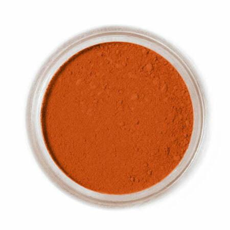 Barwnik spożywczy w proszku Fractal - Terracotta (1,3 g)