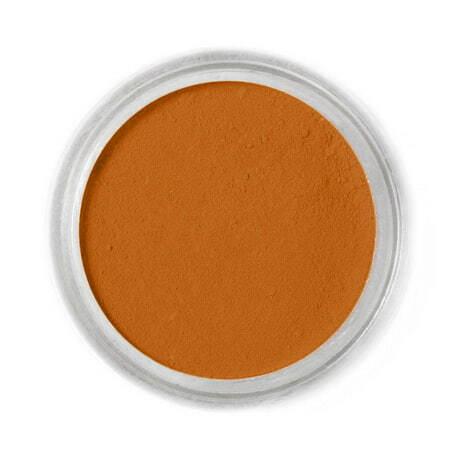 Barwnik spożywczy w proszku Fractal - Squirrel Brown, Wiewiórczy Brąz (1,5 g)