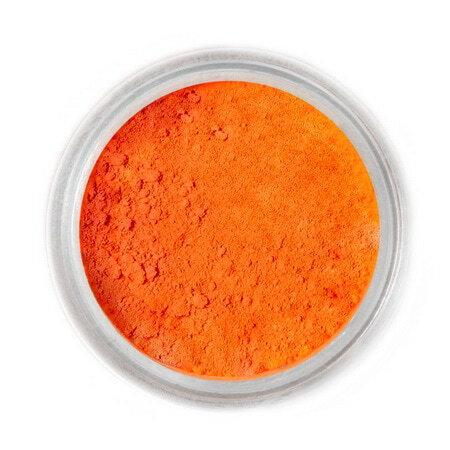 Barwnik spożywczy w proszku Fractal - Orange, Pomarańczowy (2,5 g)