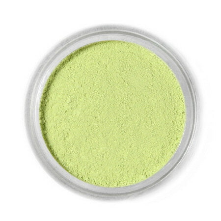 Barwnik spożywczy w proszku Fractal - Green Apple, Zielone Jabłko (2,5 g)