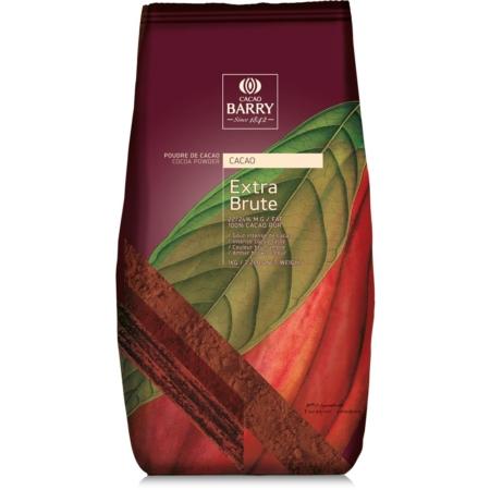 Kakao Extra Brute - Cacao Barry - 1 kg - nowe opakowanie