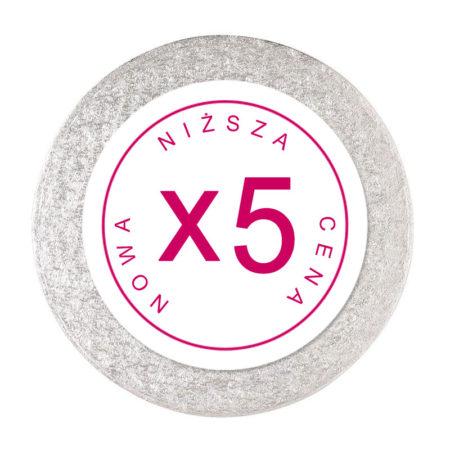 Podkłady sztywne gr 1,3 cm - x5 szt.