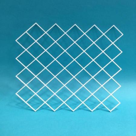 Foremka do Pikowania Tortów - Kratka Romby 1 - Miniowe Formy 3D
