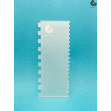 Packa do tortów - Miniowe Formy - Kontrast 19,5 cm