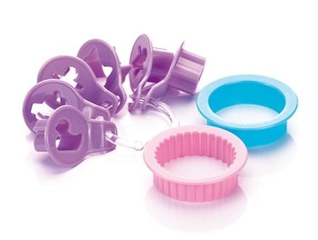 Foremki do Wykrawania Kruchych Ciastek - Dla Dzieci - Tescoma