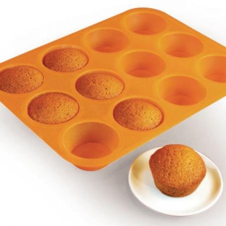 Silikonowa Forma na Muffiny/Babeczki - Orion
