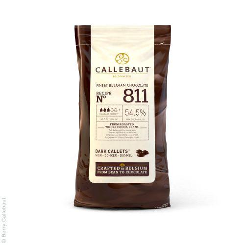 Czekolada deserowa 811-E1-U68 - Barry Callebaut - 1 kg