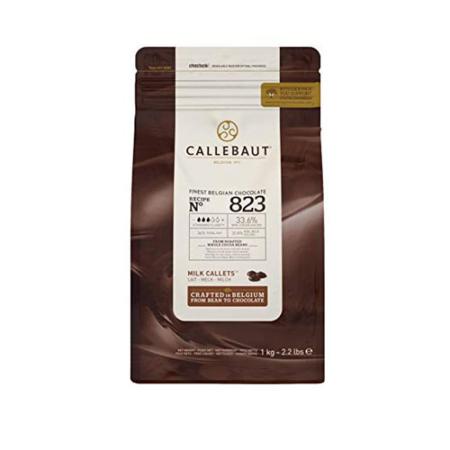 Czekolada mleczna 823-E1-U68 - Barry Callebaut - 1 kg