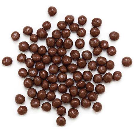 Chrupki zbożowe w mlecznej czekoladzie Agat drobne (100 g)