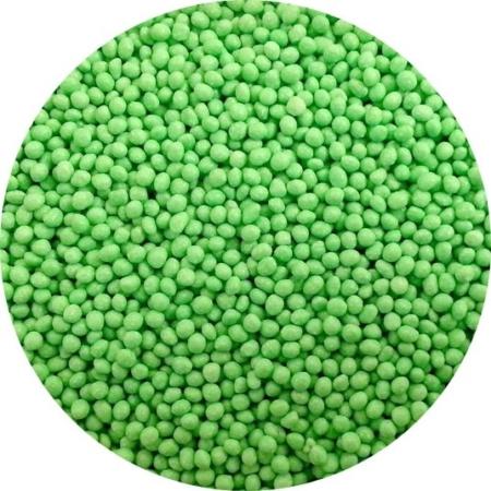 Maczek Cukrowy, Posypka Zielona Błyszcząca - 50 g