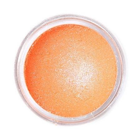 Perłowy barwnik spożywczy w proszku Fractal - Serengeti Orange (2 g)