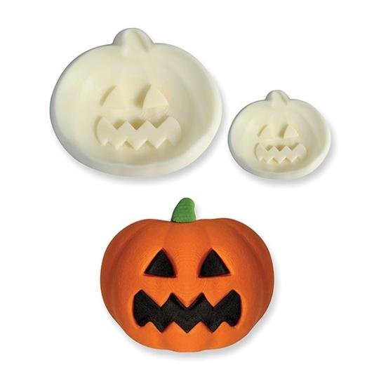Zestaw form JEM - Dynia na Halloween.