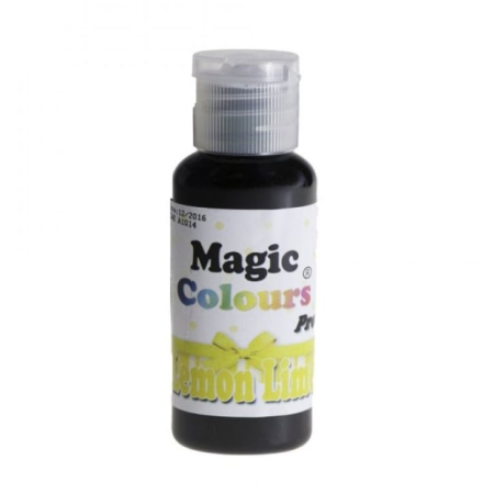 Barwnik-w-zelu-Magic-Colours-PRO-Lemon Lime, limonkowy (32g)