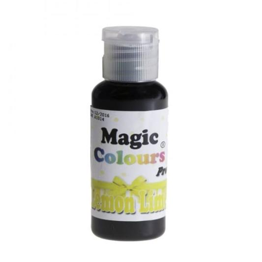 Barwnik-w-zelu-Magic-Colours-PRO-Lemon Lime, limonkowy (32g)