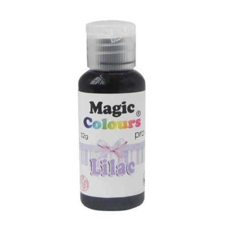Barwnik w żelu Magic Colours PRO - Lilac, Liliowy (32g)