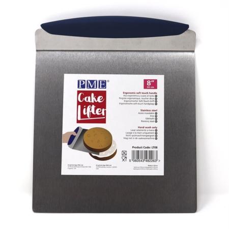 Łopatka do przenoszenia ciasta - 20 cm - PME
