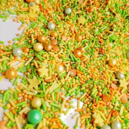 Cukrowa Posypka Wiosenna Aura - 55 g - Ja Posypię