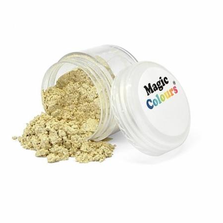 Jadalny barwnik w proszku Magic Colours Lustre Dust - Pearl Ivory, Perłowy Kremowy (10 ml)