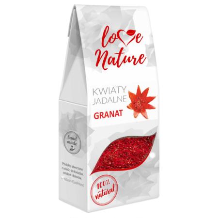 Kwiaty jadalne - Kwiat Granatu 10 g