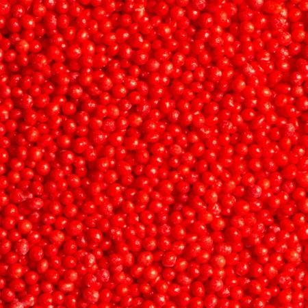 Cukrowa Posypka Maczek Czerwony 90 g - Decora
