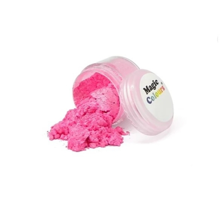 Jadalny barwnik w proszku Lustre Dust - Pink, Różowy (10 ml)