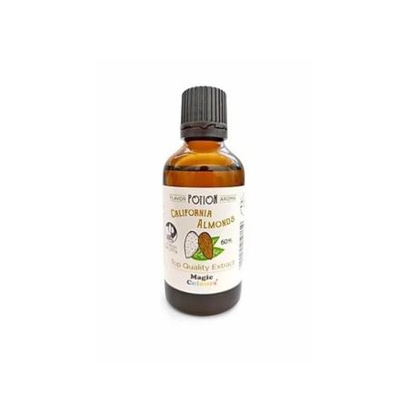 Naturalny ekstrakt spożywczy Kalifornijskie Migdały 60 ml - Magic Colours