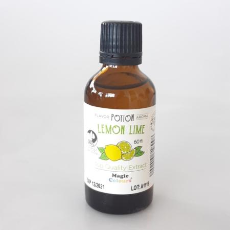 Naturalny ekstrakt spożywczy Limonka 60 ml