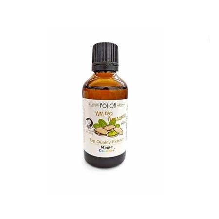Naturalny ekstrakt spożywczy Pistacje Halepo 60 ml