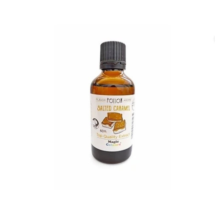 Naturalny ekstrakt spożywczy Słony Karmel 60 ml