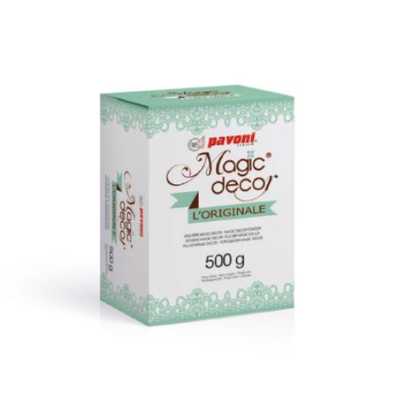 Masa do koronek Magic Decor - 500 g - Pavoni