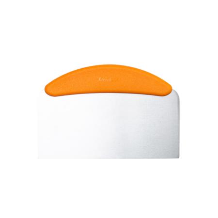 Metalowa Packa do tynkowania, wygładzania tortu Gładka, Prosta 22,5 cm - Decora