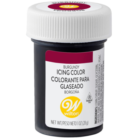 Barwnik w żelu Wilton Burgundy, Burgund 28 g