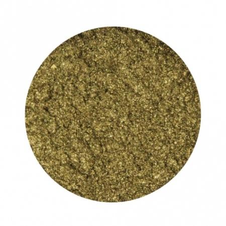Jadalny barwnik Faye Cahill w proszku - Olive Leaf Gold 20 ml