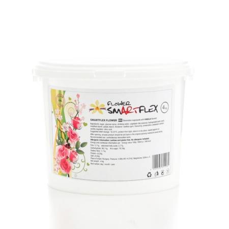 Smartflex Flower - masa do kwiatów cukrowych - 4 kg - smak waniliowy