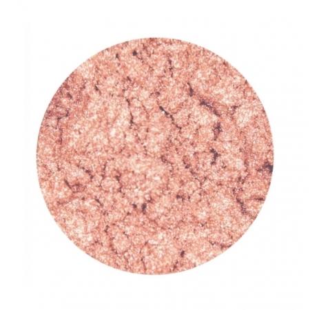 Jadalny perłowy barwnik w proszku Faye Cahill - Blush Rose 20 ml